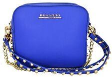 Borsa Borsetta A Spalla Donna Blu Ermanno Scervino Bag Woman Blue Linea New A...