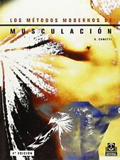 NEW Los Metodos Modernos de Musculacion (Spanish Edition) by G. Cometti
