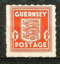 Duitse bezetting van Guernsey  2 postfris