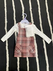 Fred And Flo Baby Girl Dres Set