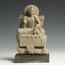 Gandharan Stone Figure of Buddha Shakyamuni