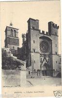34 - cpa - BEZIERS - L'église St Nazaire ( i 4820)
