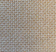 14ct AIDA Fabric, Cross Stitch Material ~ GOLD