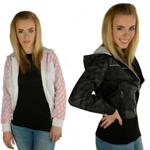 women's Everlast Hooded Lightweight Windbreaker Jacket