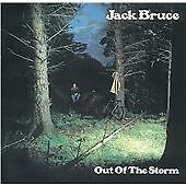 Jack Bruce - Out of the Storm (2003) CD / Mint / Like New