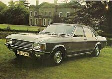 Ford Granada Mk1 Saloon 1972 UK Market Launch Leaflet Brochure 2500 3000 GXL