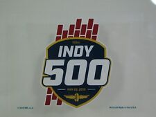 2019 Indianapolis 500 103RD Running Event Collector Decal