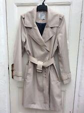 BNWOT Dickins & Jones Women's Trench Coat Size 12