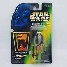 STAR WARS Rebel Fleet Trooper POWER OF THE FORCE Figure 1996 Collection 1 NEW