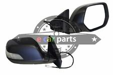 HONDA CR-V 02/2007-01/2010 DOOR MIRROR RIGHT HAND SIDE WITH BLINKER ELECTRIC