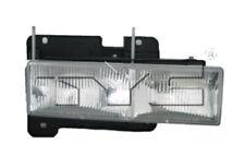TYC Right Side Halogen Headlight for Chevrolet Blazer Suburban & GMC Yukon