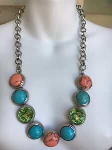 Beautiful Mimco Silver Chain Necklace