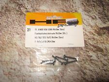 NEW HPI RC RACING GRADE TP HEAD SCREWS BLACK Z571