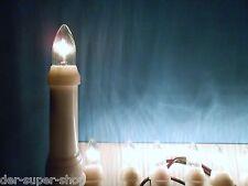 30 il Sapin de noël éclairage Bougies cannelées pour sapin/arbre Extérieur 70156