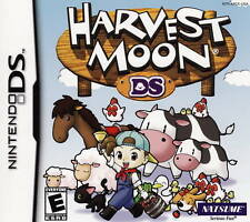 Harvest Moon NDS New Nintendo DS