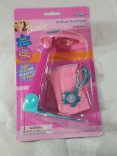 2003 Mattel Rayovac Barbie Brilliant Book Light Nrfb