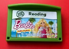 Barbie Malibu Mysteries Leapfrog Game LeapPad 2,3,GS,XDi Ultra