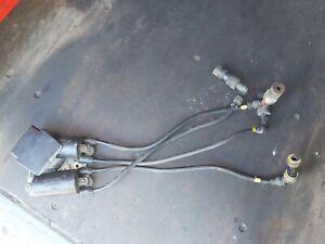 Kawasaki ZL ZL 400 Eliminator 1995 Ignition Coil Leads & Caps