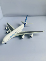 Airbus Industrie A380 Premier Collection Dragon Wings #55823 Diecast 1:400 NEU