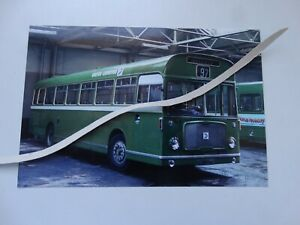 Bus Photograph: United Counties 327: RBD 327G: Hitchin Depot