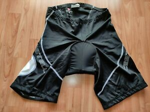 Castelli Men's Cycling Shorts With KissChamois Size:2XL NEW!