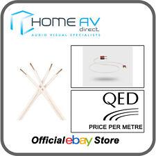 QED Performance Micro Altoparlante Cavo sottile-al metro-c-qm/200