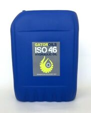 20 litres Gator ISO 46 Hydraulic Oil Virgin Grade DIN 51524 part 1 and 2