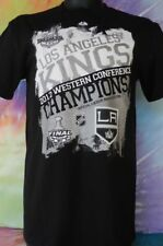 Los Angeles Kings NHL 2012 Western Conference Champion T-Shirt Size Medium