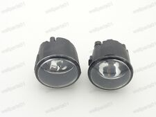 1Pair Replacement Front Fog Lights / Lamps For Nissan X-Trail 2007-2013