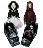 Living Dead Dolls Scary Tales Snow White & Evil Queen Set of 2  LDD 018