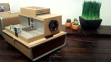 Vtg Argus 500 Model 58 Projector 3 Settings: Automatic Fast Manual - WORKS GREAT