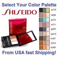 NEW Shiseido Luminizing Satin Eye Color Trio Selection of Colors 0.1 Oz/ 3 g NIB