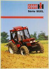 prospectus brochure tracteur CASE IH SERIE 95XL  tractor traktor prospekt