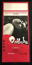 CINEMA-locandina-poster ONIBABA Otowa Yoshimura Sato SHINDO
