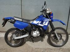 Yamaha DT125R / DTR 125 / DT125 R YPVS - 1999 - Blue - Loads of history with it