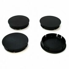 4 Pcs Plain Wheel Center Hub Centre Caps 60mm Fits Bmw Mercedes Audi