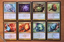 Lot of 8 Charm Instants 8x Set *Unplayed NM* (English Ravnica Block MTG Magic)
