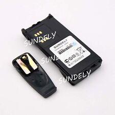 For Motorola 2200mAh Hnn9008 Hnn9009 Battery Mtx950 Mtx960 Mtx8250 Mtx8250Ls