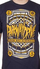 Parkway Drive - Byron Bay Shield T Shirt Size Extra Large