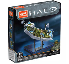 Mega Construx HALO Infinite Forerunner Ring Installation Contruction Set - New