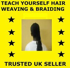 (D156) HAIR WEAVING AND BRAIDING INSTRUCTIONAL DVD
