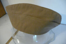 calot US Army  WW2 hat avec nom , with name