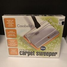 Casabella Compact Carpet Sweeper Boxed NEW SEALED
