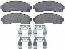 ACDelco 17D833MH Front Semi Metallic Brake Pads