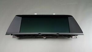"""Orig BMW 5er F10 F11 Monitor Central Information Display Cid 10 """" Inch 9226975"""