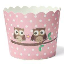 Cupcake muffin tin paper cases hard paper muffin cup 6 * 4.5 * 5 CM 50pcs - o FP