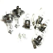 Seat Arosa 6H H3 H7 H3 501 100w Clear Xenon High/Low/Fog/Side Headlight Bulbs