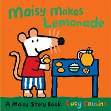 Maisy Makes Lemonade,Lucy Cousins- 9781406334739
