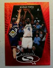 1998-99 UD Choice StarQuest Red #SQ6 Michael Finley