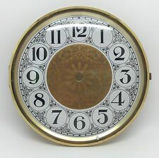 "Round West Germany 6.25"" Clock Face, Parts, Replacement, Repair (RF503)"